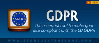 Store jExtensions GDPR